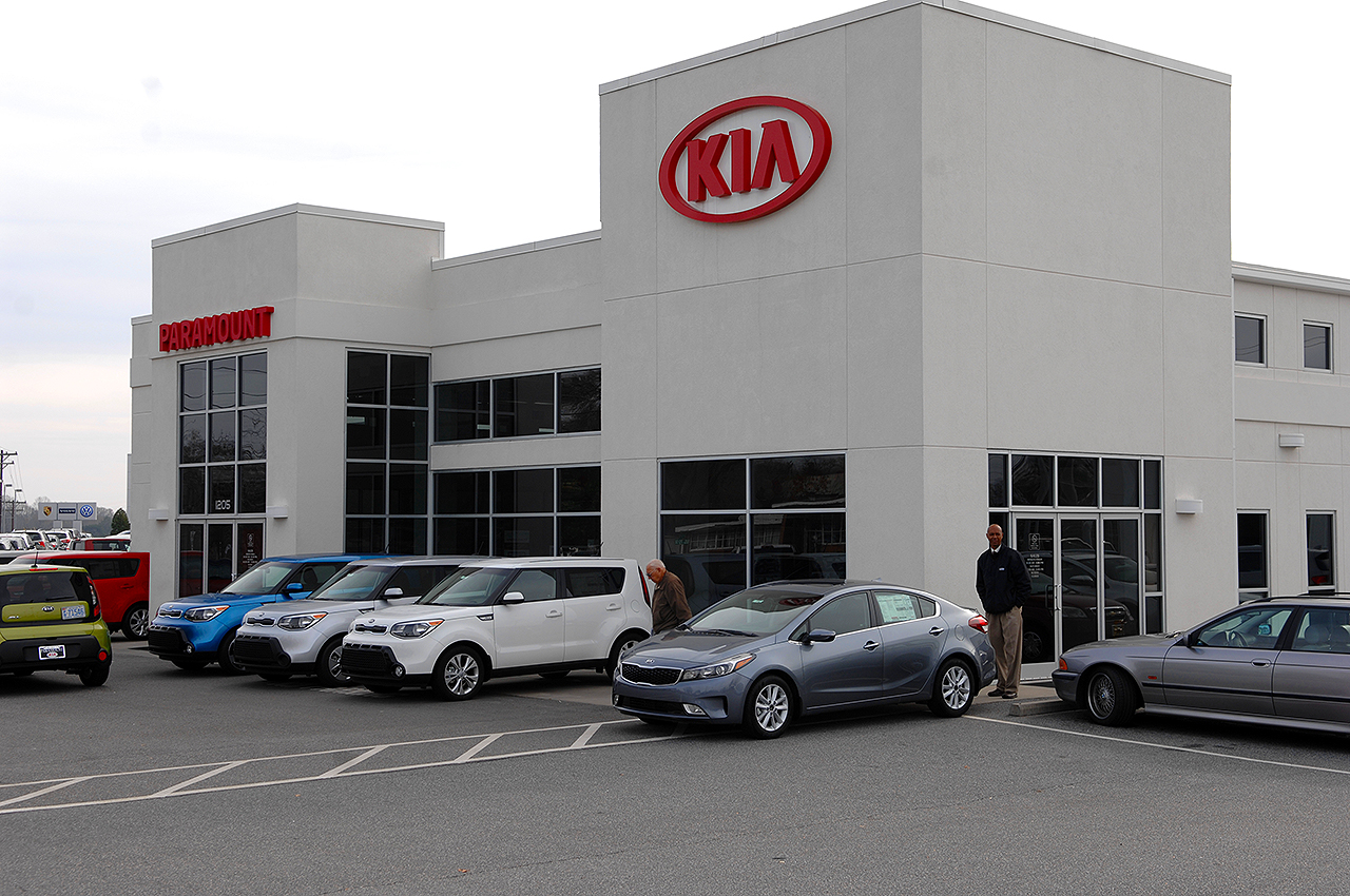 The Catawba County United Way U0026 Paramount KIA Gives Away A NEW CAR, Hickory,  NC   12 14 16
